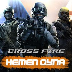 Cross Fire Kayıt Ol