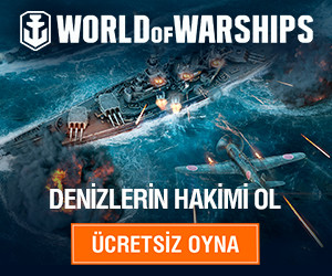 World of Warships Kayıt Ol