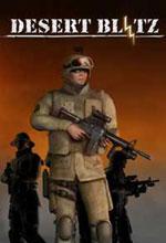 Desert Blitz Poster