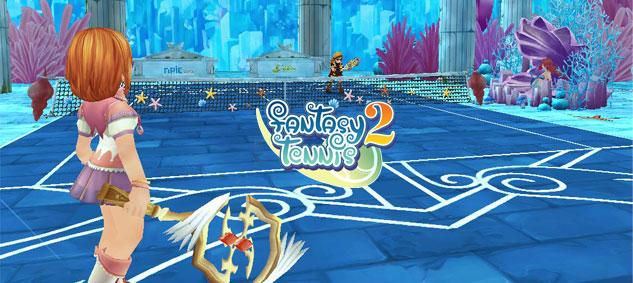 Fantasy Tennis 2 Türkçe