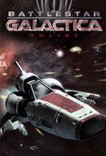 Battlestar Galactica Online Poster
