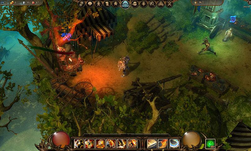 Drakensang Ekran Görüntüsü