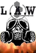 L.A.W Living After War Poster