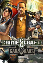 CrimeCraft Gang Wars Poster