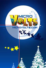 MicroVolts Tatil Güncellemesi Poster
