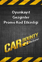Car Bounty Oyunkayıt+Gezginler  Poster