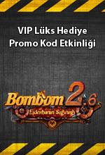 BomBom VIP Lüks  Poster