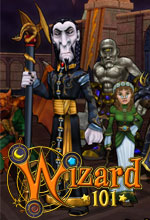 Wizard101 Poster