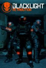 Blacklight: Retribution Poster