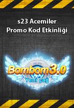 Bombom 3.0 Acemilere  Poster