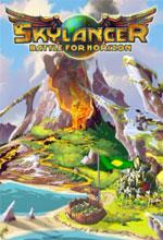 Skylancer Battle for Horizon Poster