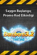 BomBom 3.2 Saygın Başlangıç  Poster