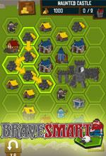 BraveSmart iOS ve Android İçin Kullanımda Poster