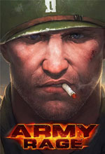 Army Rage Poster