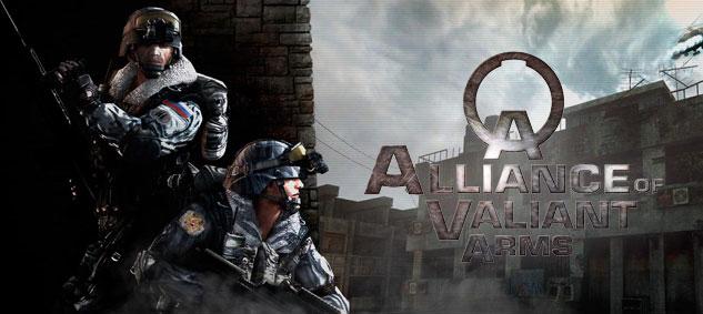 Alliance of Valiant Arms (A.V.A.)