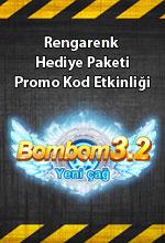 BomBom 3.2 Rengarenk