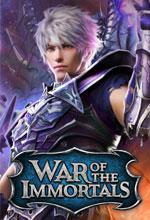 War of the Immortals Poster