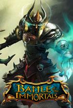Battle of the Immortals Türkiye'ye Geliyor! Poster
