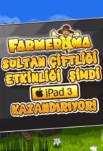 Farmerama iPad 3 Kazandırıyor! Poster