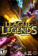 Ulusal League of Legends (LOL) Turnuvası Poster