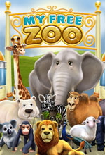 My Free Zoo Poster
