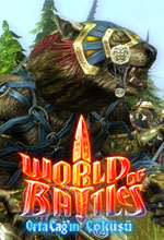 World of Battles Poster