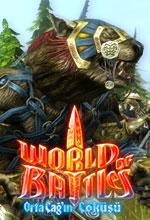 World of Battles Poster
