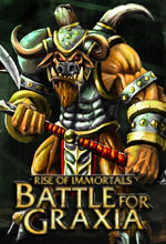 Battle for Graxia Poster