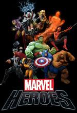 Marvel Heroes Online Poster