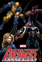 Marvel Avengers Alliance Poster