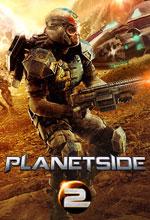 PlanetSide 2 Poster