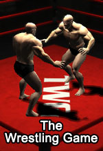 The Wrestling Game Poster