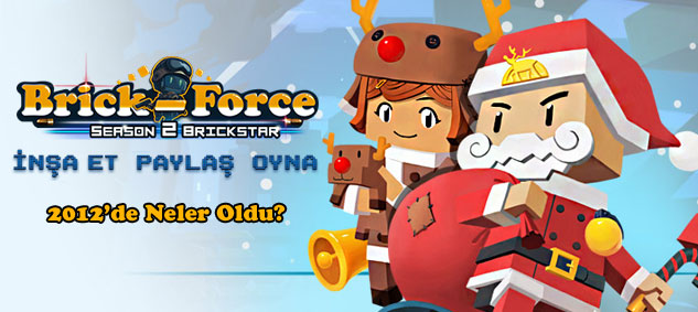 Brick-Force 2012 Değerlendirmesi