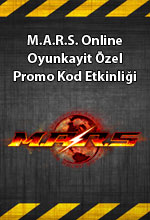 M.A.R.S Online Oyunkayıt Özel  Poster
