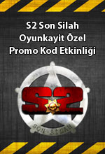 S2 Son Silah Oyunkayıt Özel  Poster