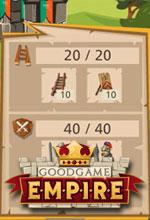 RPG Ögeleri Goodgame Empire'a Derinlik Katıyor Poster