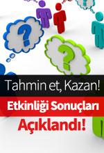 Oyunkayit.com Tahmin Et, Kazan! Etkinliği Sonuçları Poster