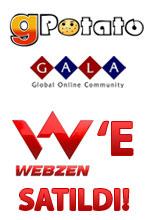 gPotato Webzen Tarafından Satın Alındı Poster