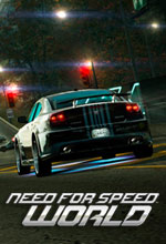 Need for Speed World Online Poster