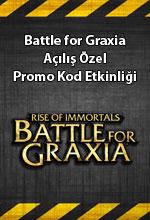 Battle for Graxia Açılış Özel  Poster