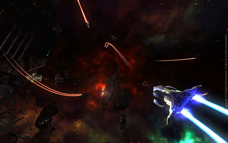 Taikodom Living Universe Ekran Görüntüleri