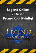 Legend Online 23 Nisan