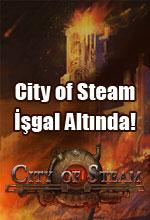 City of Steam İşgal Altında! Poster