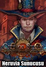 City of Steam Neruvia Sunucusu Etkinliklerle Açılıyor! Poster