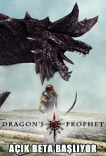 Dragon's Prophet Açık Beta Başlıyor! Poster