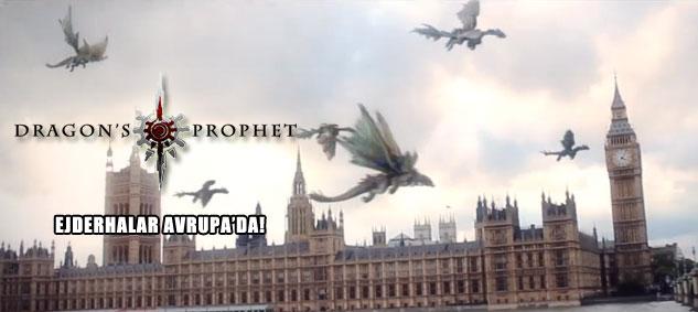 Dragon's Prophet Avrupa'da