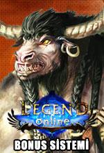 Legend Online Bonus Sistemi Kazandırıyor! Poster
