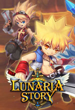 Lunaria Story Poster
