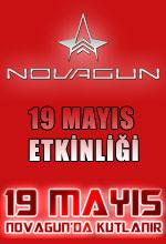 Novagun 19 Mayıs Özel Etkinlikleri Poster