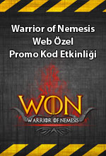 Warrior of Nemesis  Poster